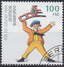 Buy GERMANY BUND [1994] MiNr 1728 ( O/used )