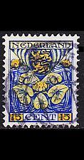 Buy NIEDERLANDE NETHERLANDS [1926] MiNr 0195 A ( O/used )