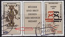 Buy GERMANY DDR [1982] MiNr 2697 WZd529 F22 ( OO/used ) Plattenfehler