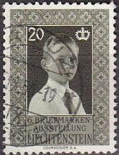 Buy LIECHTENSTEIN [1956] MiNr 0352 ( O/used )