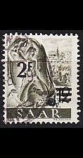 Buy GERMANY Saar [1947] MiNr 0229 YI ( O/used )