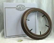 "Buy NEW Wood Plate Frame Van Hygan & Smythe Woodridge 75-775 8.5"" Regular Walnut"