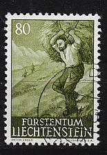 Buy LIECHTENSTEIN [1961] MiNr 0411 ( O/used )