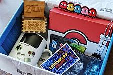 Buy Lot Video Game Toys and Accessories crate box Mario Pokemon Zelda More Free Ship