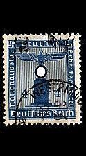 Buy GERMANY REICH Dienst [1938] MiNr 0146 ( O/used )