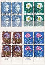 Buy SCHWEIZ SWITZERLAND [1963] MiNr 0786 y ex ( Ersttag-O ) [01] Pro Juventute 4er