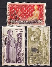 Buy LAOS [1953] MiNr 0034 ex ( O/used ) [02]
