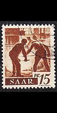 Buy GERMANY Saar [1947] MiNr 0212 ( O/used )