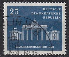 Buy GERMANY DDR [1958] MiNr 0666 ( O/used )