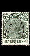 Buy TRINIDAD TOBAGO [1883] MiNr 0030 ( O/used )