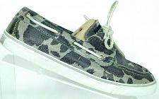 Buy Sperry Top Sider Womens Bahama Marble Cheetah Lace Up Boat Deck Shoes Size 9.5 M