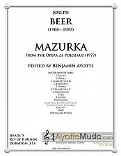 Buy Beer - Mazurka (From La Polonaise)