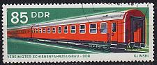 Buy GERMANY DDR [1973] MiNr 1849 ( OO/used ) Eisenbahn