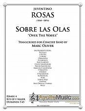 Buy Rosas - Sobre Las Olas