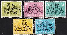 Buy NIEDERLANDE NETHERLANDS [1952] MiNr 0601-05 ( O/used )