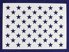 Buy US- G Spec 10 1/4 x 14.47 Inches Long 50 Star Field