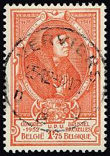 Buy Belgium #436 Jean-Baptiste of Thurn & Taxis; Used (5Stars) |BEL0436-01XRP