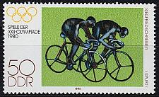 Buy GERMANY DDR [1980] MiNr 2530 ( **/mnh ) Olympiade