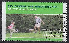 Buy GERMANY BUND [2003] MiNr 2328 ( O/used ) Fußball