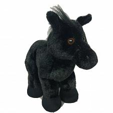 Buy Ganz Webkinz Black Stallion Horse Plush Stuffed Animal HM145 No Code 9.5""