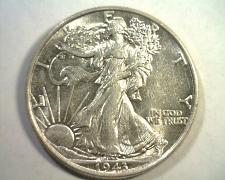 Buy 1943 WALKING LIBERTY HALF CHOICE ABOUT UNCIRCULATED+ CH.AU+ NICE ORIGINAL COIN