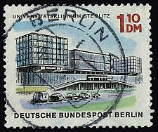 Buy Germany #9N234 University Clinic; Used (3Stars) |DEU9N234-01XRS