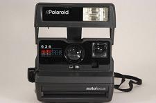 Buy Polaroid 636 Autofocus Instant Film Camera. TESTED, WORKING