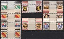 Buy GERMANY Alliiert Franz. Zone [Allgemein] MiNr 0001 ZW ex ( **/mnh ) [02]