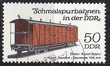 Buy GERMANY DDR [1983] MiNr 2795 ( OO/used ) Eisenbahn