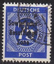 Buy GERMANY Alliiert SBZ [Allgemein] MiNr 0210 ( O/used )