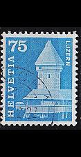 Buy SCHWEIZ SWITZERLAND [1960] MiNr 0707 x ( O/used ) Architektur