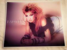 Buy Rare CYNDI LAUPER Music Superstar 8 x 10 Promo Photo Print