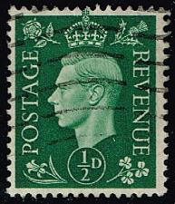 Buy Great Britain #235 King George VI; Used (0.25) (3Stars) |GBR0235-08XRS
