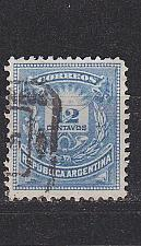 Buy ARGENTINIEN ARGENTINA [1884] MiNr 0049 a ( O/used )