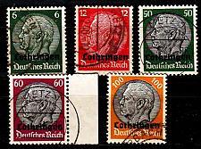 Buy GERMANY REICH Besetzung [Lothringen] MiNr 0001 ex ( O/used ) [03]
