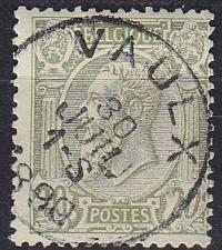 Buy BELGIEN BELGIUM [1884] MiNr 0043 ( O/used )