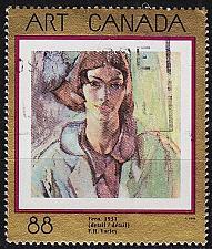 Buy KANADA CANADA [1994] MiNr 1415 ( O/used ) Gemälde