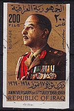 Buy IRAK IRAQ [1969] MiNr 0565 B ( O/used )