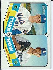 Buy Seaver / Kershaw 2018 Topps Heritage Then & Now