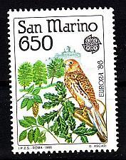 Buy SAN MARINO [1986] MiNr 1340 ( **/mnh ) CEPT