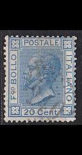 Buy ITALIEN ITALY [1867] MiNr 0026 a ( O/used )