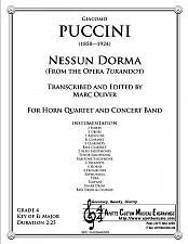 Buy Puccini - Nessun Dorma