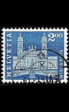 Buy SCHWEIZ SWITZERLAND [1960] MiNr 0713 x ( O/used ) Architektur