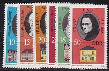 Buy GERMANY DDR [1973] MiNr 1856-61 ( **/mnh )