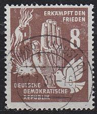 Buy GERMANY DDR [1950] MiNr 0277 ( OO/used ) [01]