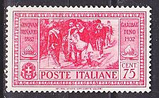 Buy ITALIEN ITALY [1932] MiNr 0396 ( */mh )