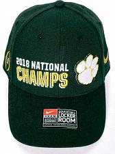 Buy 2018 National Champs Clemson Tigers College Football Men's Hat Adjustable
