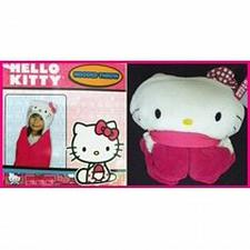 Buy New Sanrio Hello Kitty Hold Me 40x50 Hooded Throw Blanket free shipping