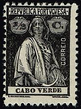 Buy Cape Verde #174 Ceres; Unused (1Stars) |CPV0174-03XRS