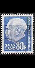 Buy GERMANY Saar [1957] MiNr 0424 ( O/used )